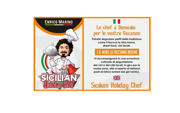 Sicilian Holiday Chef