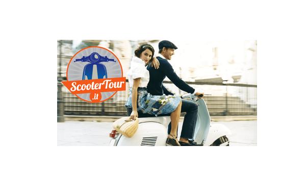 Fai una gità in scooter per la città di Palermo